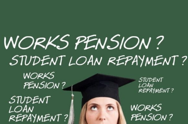Graduates - think pension first, student loan repayment ...