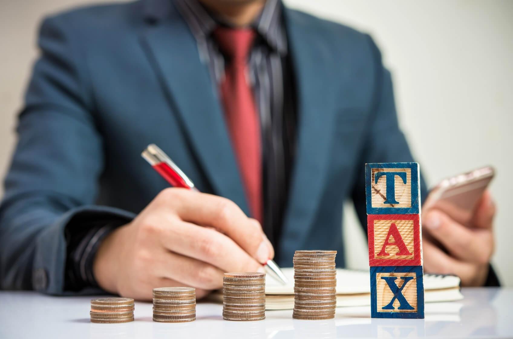 tax rises