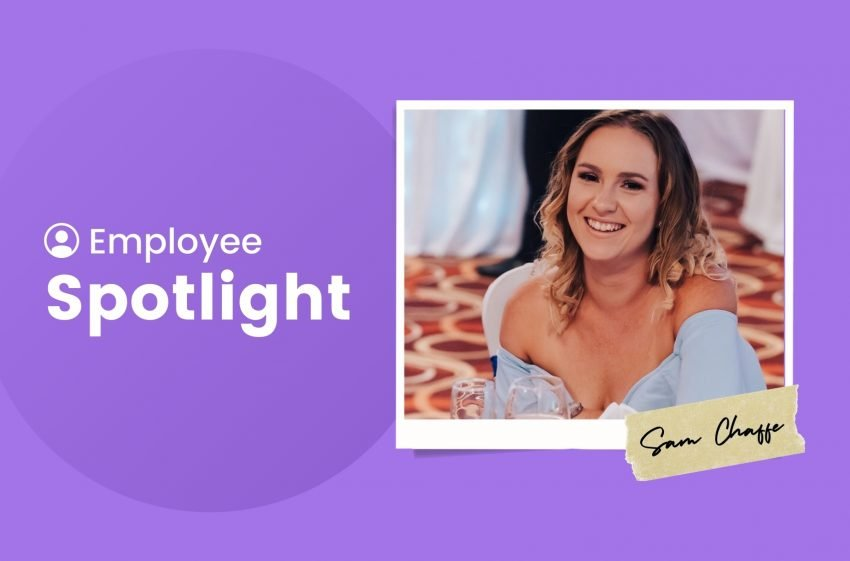 Employee Spotlight - Sam Chaffe