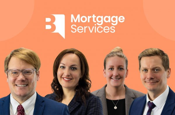 Meet our new B Mortgage Services team!