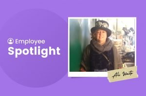 Employee Spotlight Ali Waite