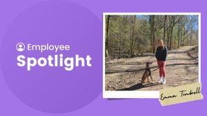 Employee Spotlight – Meet Emma Timbrell