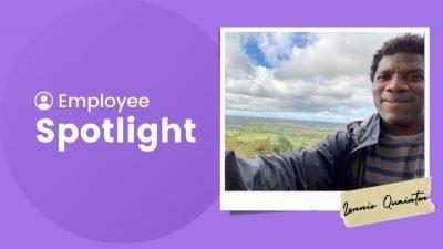 Employee Spotlight – Meet Lennie Quainton
