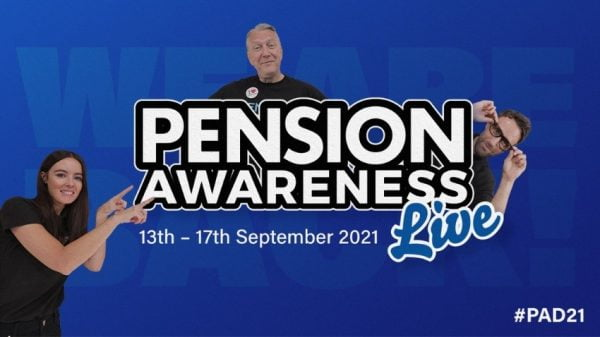 Brunsdon Financial to sponsor Pension Awareness Day campaign