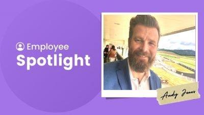 Andy Jones Employee Spotlight